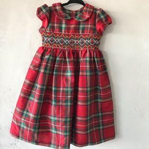 Laura Ashley 3T Holiday Dress